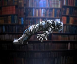 space suit and interstellar image