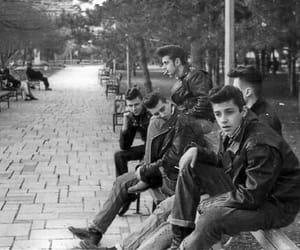 boy, vintage, and greaser image