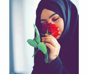 hijab, beauty, and ﺭﻣﺰﻳﺎﺕ image
