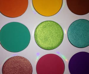 colour, eyeshadow, and glitter image