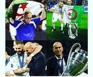dz, algerie, and real madrid image