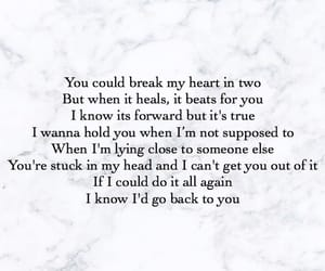 background, gomez, and Lyrics image