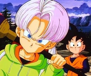 son goten and trunks briefs image