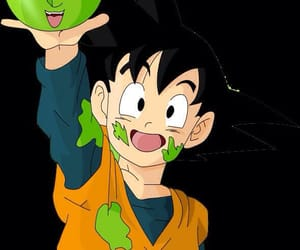 funny, goten, and yunior image