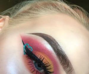beauty, eye makeup, and photo image