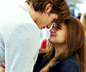 the kissing booth, couple, and joey king image