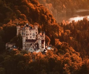 aesthetic and castles image