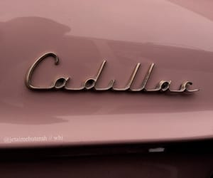 cadillac, pink, and tumblr image