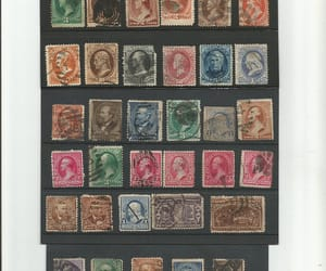 etsy, stamp lot, and stamp collection image
