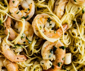butter, food, and shrimp image