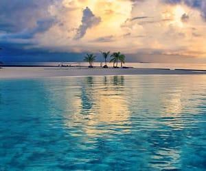 azul, isla, and paraiso image