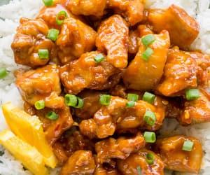 Chicken and orange image