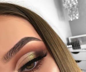 beauty, cosmetic, and girl image