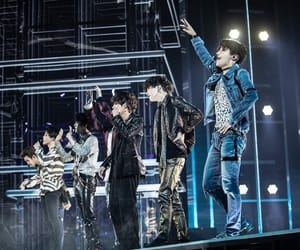 army, billboard, and bts image