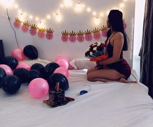20, balloons, and birthday image
