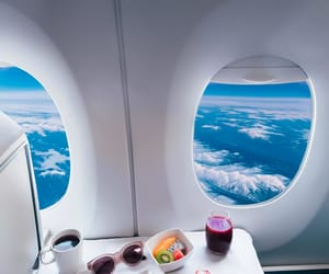 breakfast and travel image