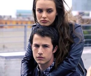 13 reasons why, clay, and dylan minnette image