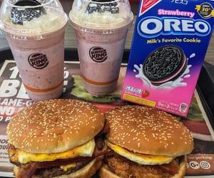 burger king and food image