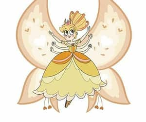 butterfly, Queen, and queen star image