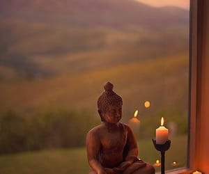 Buddha and peace image