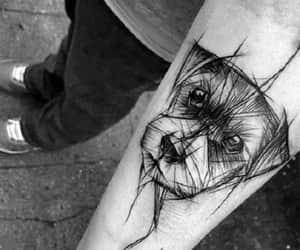 tattos, tatuajes, and perros image