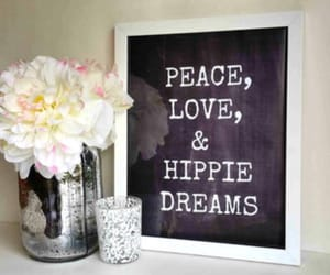 beautiful, decoration, and hippies image