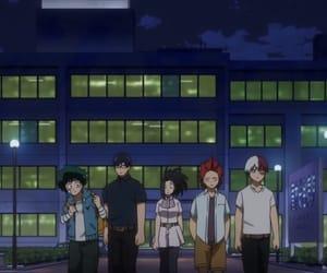 anime, season 3, and mha image