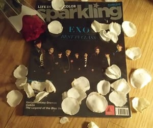 exo, seoul, and king of my heart image