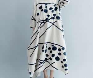 etsy, long dress, and womens dresses image