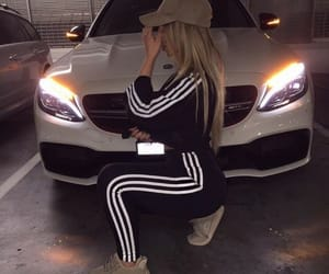 adidas, car, and goals image