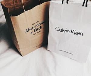 Calvin Klein, shopping, and bag image