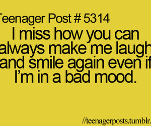 smile, text, and teenager post image