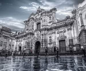 centro, ecuador, and photography image