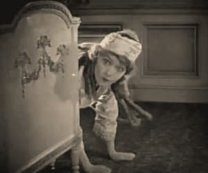 gif, silent movies, and mary pickford image