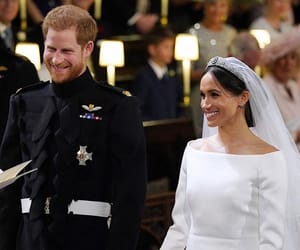 prince harry, meghan markle, and royal marriage image