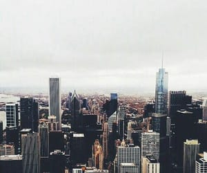 city, new york, and photographie image