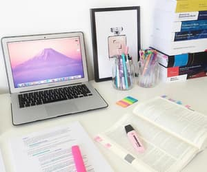 books, college, and highlight image