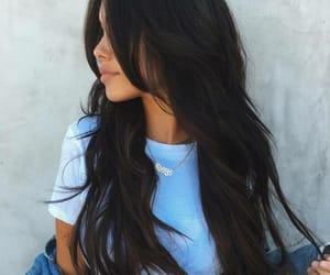 girl, hair, and madison beer image