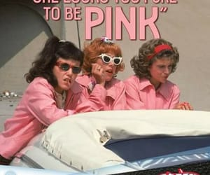 grease and pink ladies image
