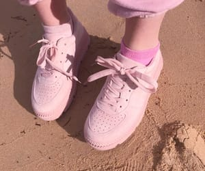 inspiration, pink, and shoes image