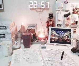 study, books, and room image
