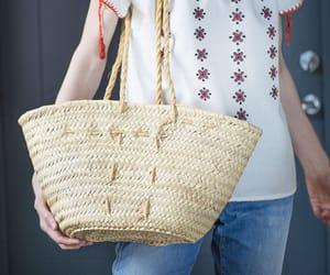 etsy, market bag, and shopping bag vintage image
