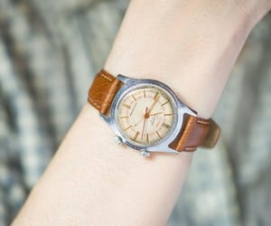 etsy, mechanical watch him, and anniversary gift image