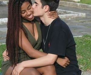 african american, interracial, and interracial love image