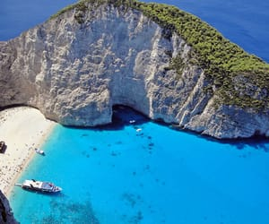 Greece, nature, and sea image