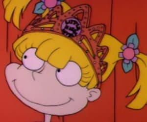 rugrats, angelica, and icon image