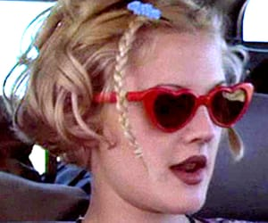 90's, drew barrymore, and grunge image