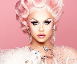 drag queen, drag race, and youtube image