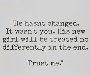 awful, breakup, and change image
