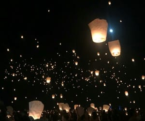 amazing, festival, and lights image